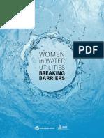 Women in Water Utilities