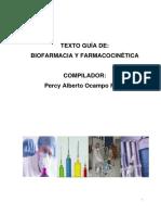 Texto Compilatorio de Contenidos de Biofarmacia y Faermacocinetica (1)