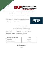 Informe-final-De-practicas-pre-profesional Área de Abastecimiento, Tesoreria y Contabilidad