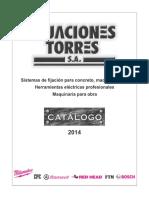 Catálogo Anclar y Fijar 2015 Chazos