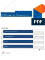 Competencia OpManager