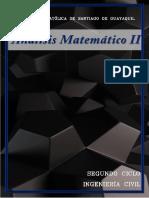 Libro Analisis Matematico II