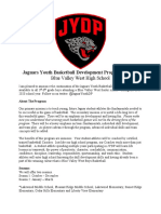 jaguars youth basketball development program