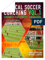 Tactical Soccer Coaching Vol 1