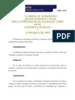 Tratado Peru Bolivia