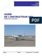 Guide Instructeur VFR