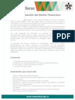 Caracterizacion Sector Financiero