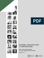 Mujeres, Arquitectura y Construcción