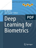 Advances in Computer Vision and Pattern Recognition Bhanu, Bir_ Kumar, Ajay - Deep Learning for Biometrics-Springer (2017)