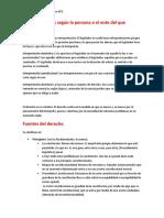 Clase N°2 Derecho penal