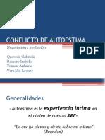 CONFLICTO DE AUTOESTIMA
