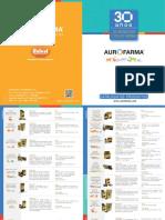 Catálogo Aurofarma