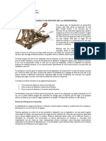 PBL Catapulta AD16 Multidisciplinario