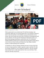newsletter sept 9 2019