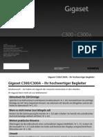 Siemens C300 Gigaset