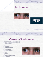 Leukocoria