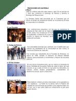 Tradiciones y Costumbres de Guatemala