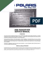2008 Polaris RZR 800 Service Manual.pdf