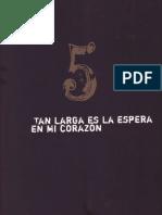 Capítulo 5 - Tan larga es la espera en mi corazón by Leqser.PDF
