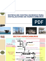 Exposición de Sistemas contraincendios Peru-2017