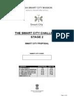 Oulgaret Smart City Proposal