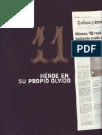 Capítulo 11= Héroe en su propio olvido
