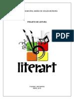 Projeto de Leitura 2019 Para o Professor