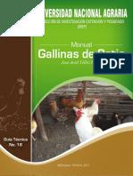 GALLINAS DE PATIO