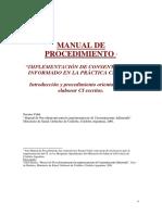 02 Implementacion de Consentimiento Informado en La Practica Clinica