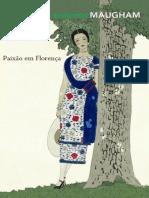 Paixao Em Florenca - W. Somerset Maugham (2)