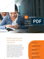 Itslearning Mobile Learning