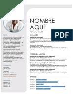 Plantilla Currículum