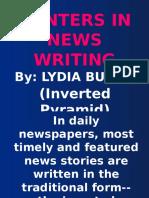 Basic Journalism for Teachers