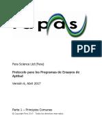 FeraPTSprotocol Pt1 Common Es