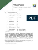 AMB Física I Analitico