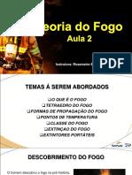 AULA TEORIA DO FOGO