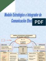 Modelo Estratégico de Comunicación Efectiva