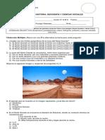 Evaluación Historia Norte Grande - Chico_final