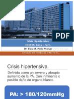 Crisis Hipertensiva [Autoguardado]