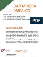 Unidad Minera Oricalco
