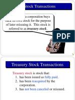 Copy Treasury Stocks