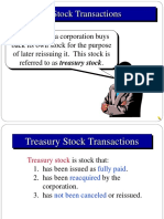 Copy Treasury Stocks