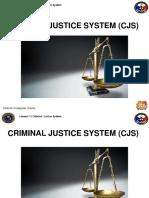 1.2 Criminal Justice System-PPT