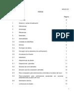 NCh 2123 of 97  Albañileria confinada