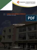 Actividad de Aprendizaje AA3 Áreas y Perìmetros
