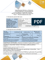 Guía de Actividades y Rúbrica de Evaluación-Fase 1- Reconocimiento Del Curso
