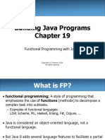 Ch19 Functional Programming
