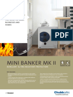 Mini Banker MkII Product Brochure 2p ENapac