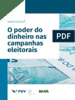 O poder do dinheiro nas campanhas eleitorais