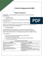 Tarea 6 Estructura y Régimen Obligatorio Del Imss